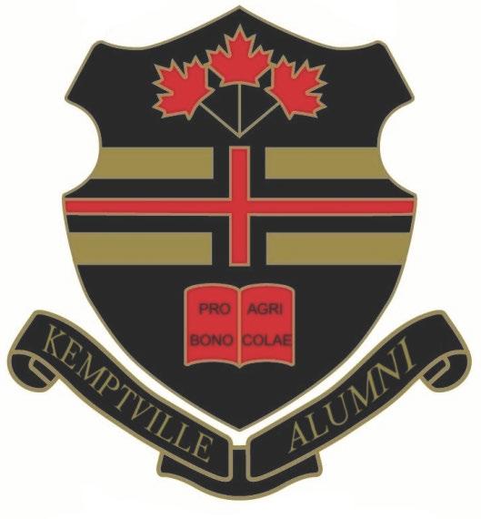 Kemptville Alumni Crest