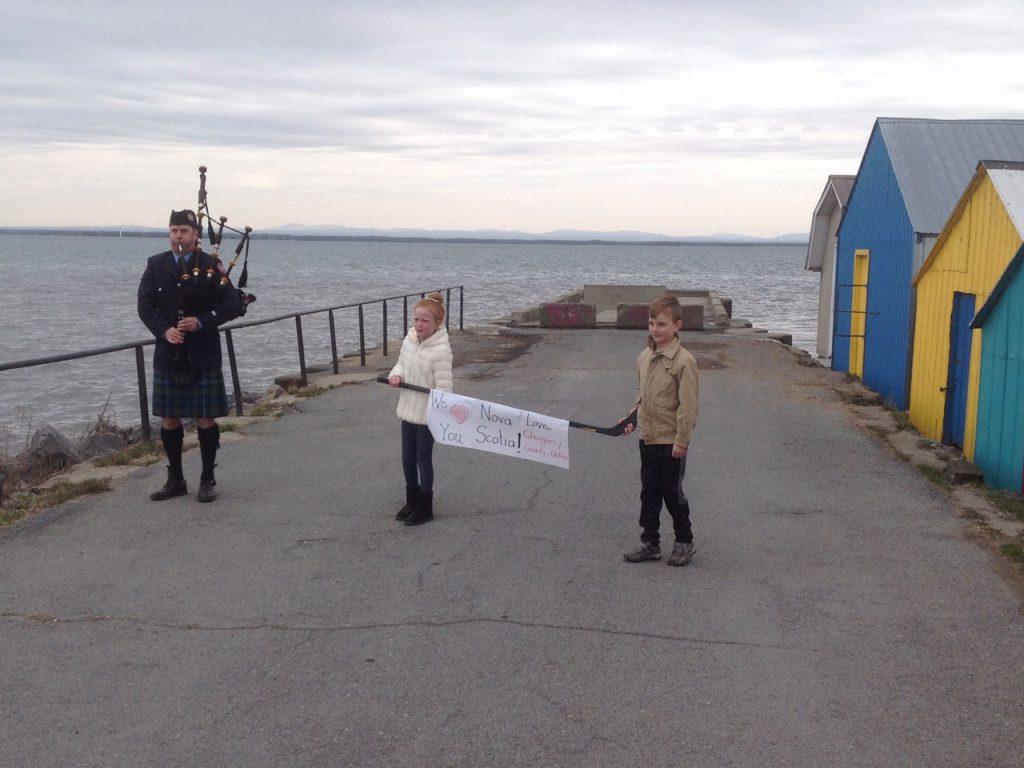 Tribute to Nova Scotia